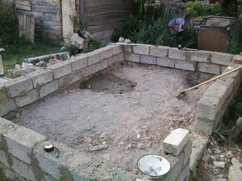Фундамент для керамзитобетонного дома своими руками 906