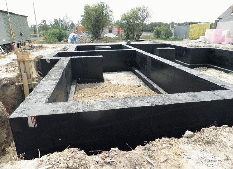 Фундамент гаража своими руками пошаговая инструкция 578