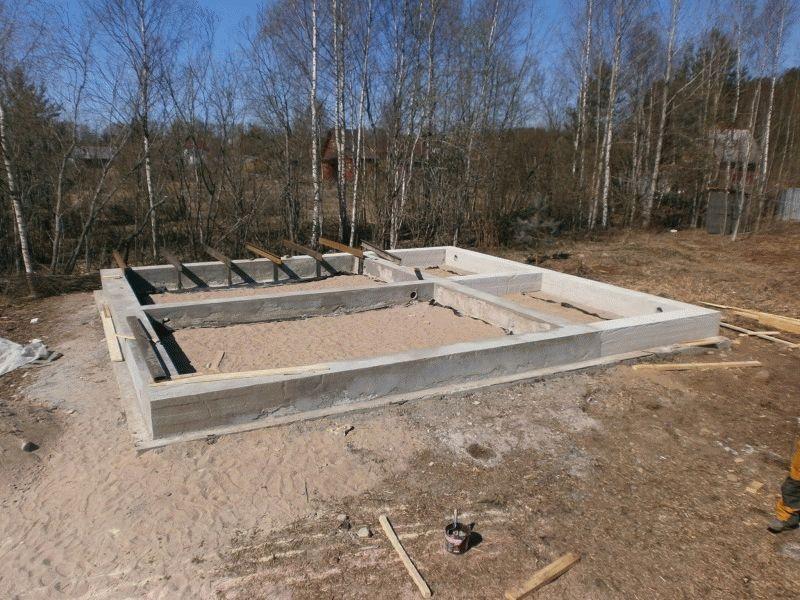 Расчёт цемента на куб бетона