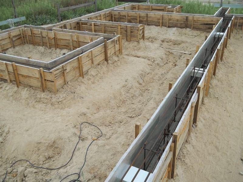 Как рассчитать сколько нужно бетона