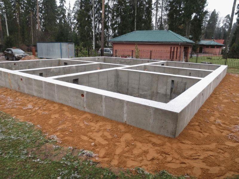 Расчет на продавливание фундаментной плиты