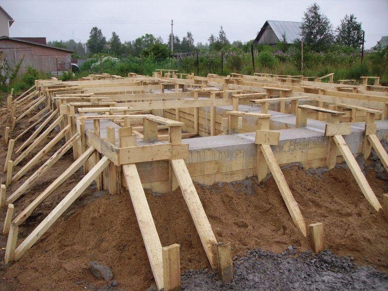 Как рассчитать кубатуру бетона