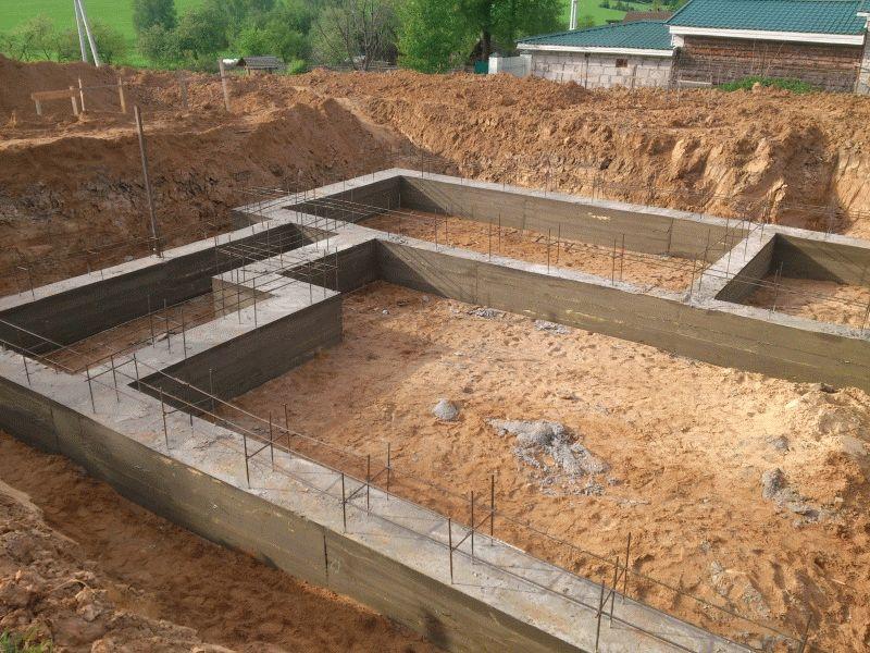 Расчет нагрузки на бетонное перекрытие