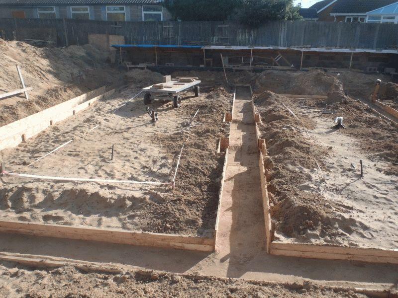 Давление бетона на опалубку