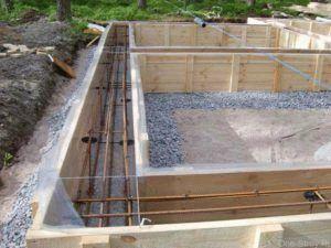 Как сделать бетон для монолитного фундамента