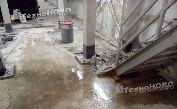 Трубы ремонт крышей стыка с