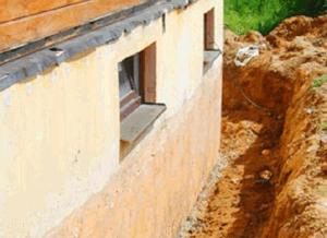 Как отремонтировать фундамент дома своими руками