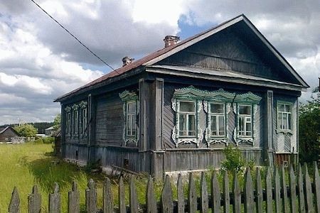 Как поднять старый дом