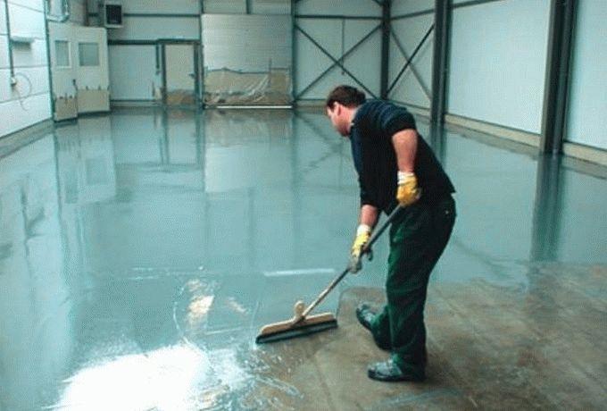 Цементная смесь с жидким стеклом
